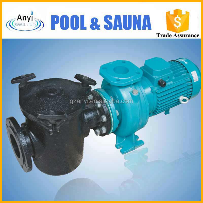 ESPA submersible centrifugal high pressure single stage vacuum water pump