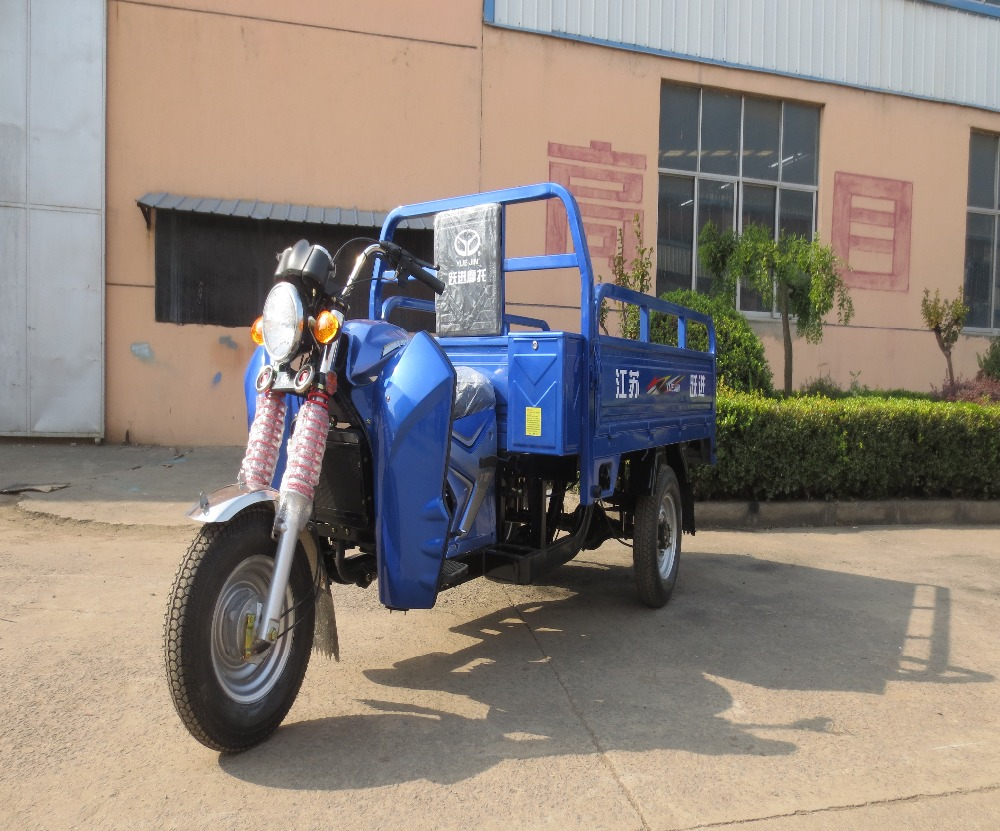 three wheel cargo motorcycles made in china