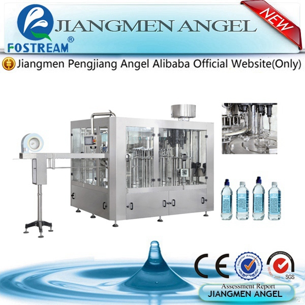 Full automatic bottled water equipments/beverage bottling equipment