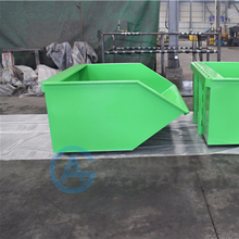 Industrial Waste Bins, Scrap Metal Bins and Recycling Bins by Golden Attachment