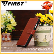 for Samsung S4 Leather Case MOZ Case Cover for Samsung Galaxy i9500 Cover Card Slot Stand Wallet Pouch