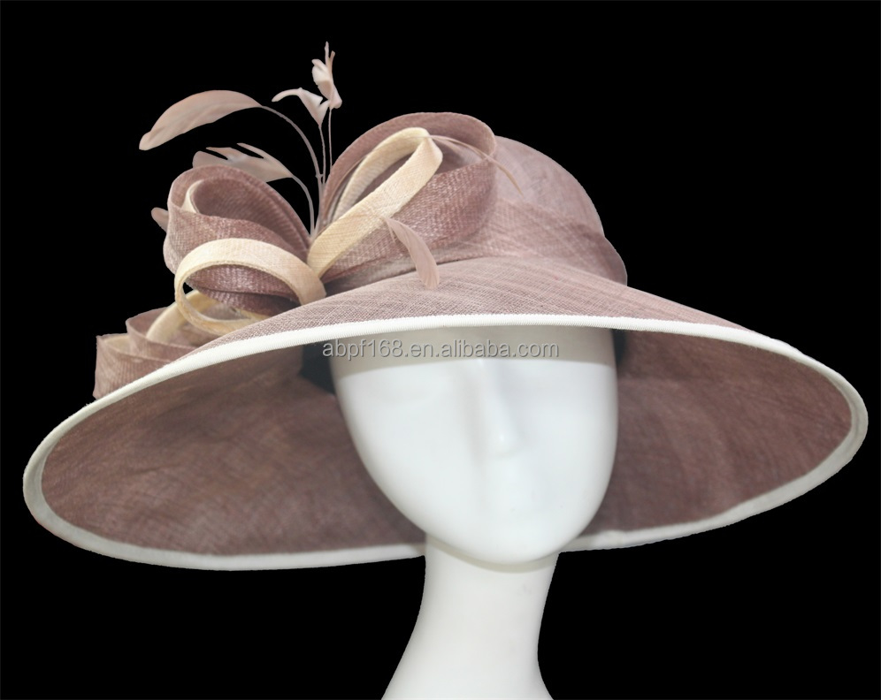 Summer wedding dresses hat