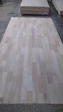 Grade AC Rubber wood Laminated Board