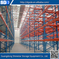 Wholesale china import heavy weight warehouse pallet rack
