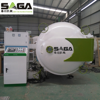 3 CBM High Frequency Vacuum Wood Drying Kilns for Sale from Saga Machinery