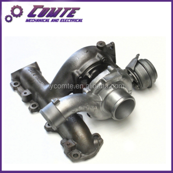 GT1749V Turbo turbocharger 767835 767835-5001S 755042 755373 754821 turbo for Fiat Cromall Stilo 1.9 JTD ENGINE: Z19DT 88KW