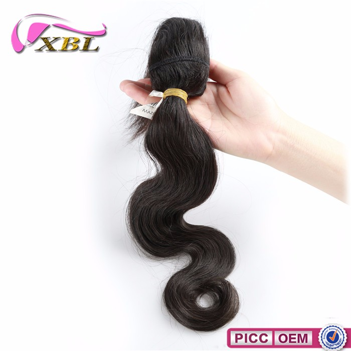 2017 New Arrival Virgin Body Wave Crochet Braids With Human Hair