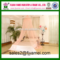 Conical Hanging Bed High Grade Tulle Decorate Mosquito Net