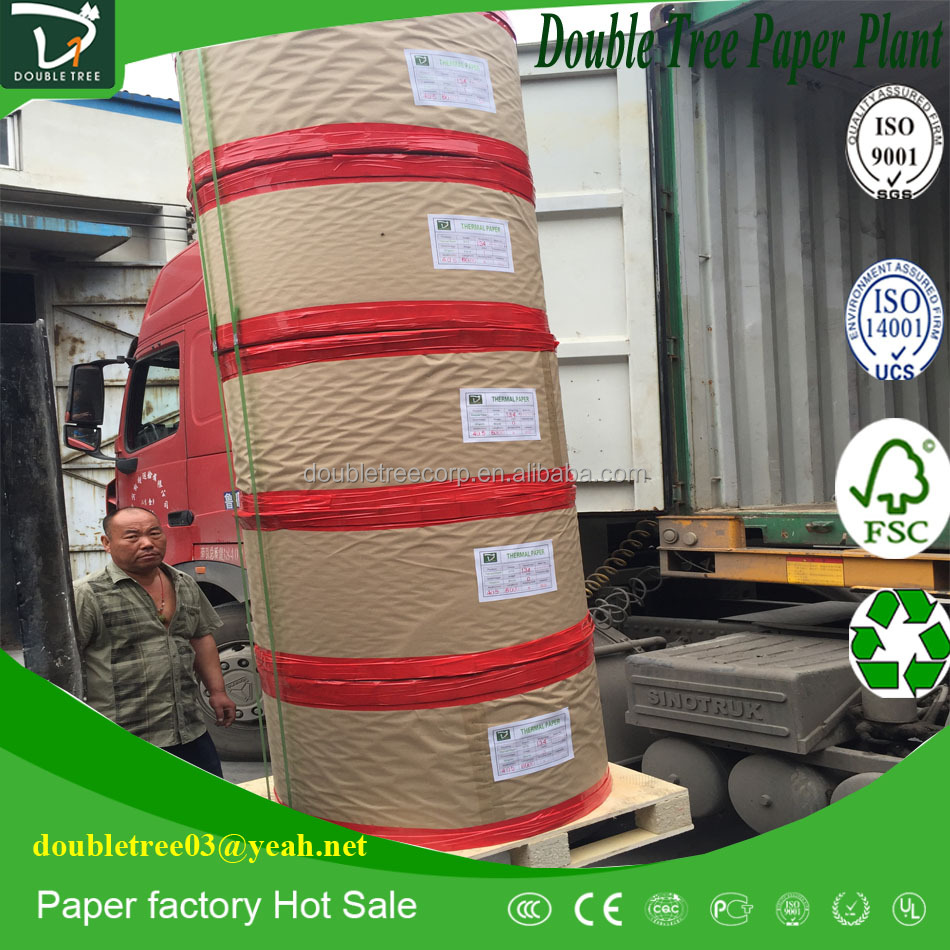 Paper Napkins&Serviettes Type and White Feature thermal paper big rolls