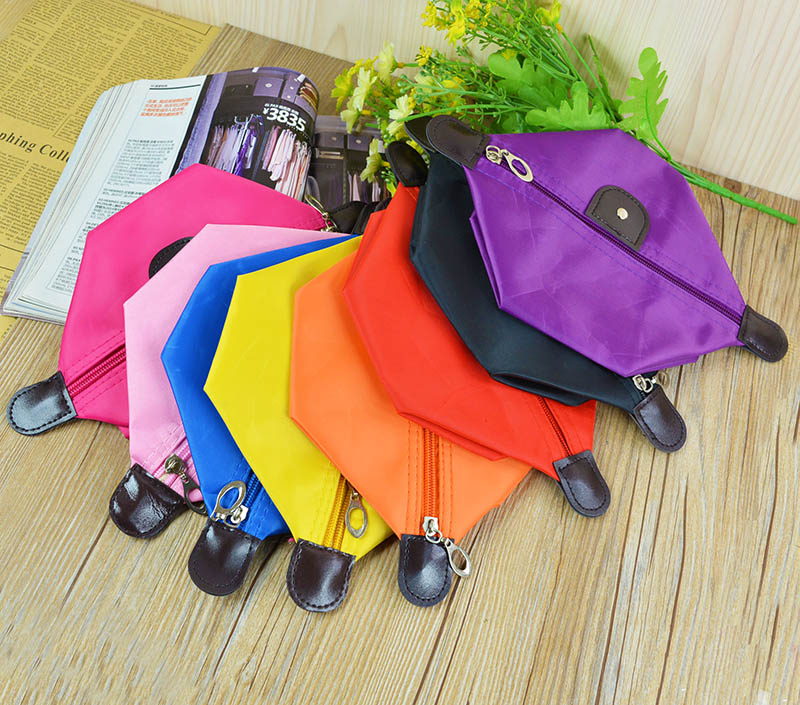 Handbag Travel Toiletry Pouch Storage Foldable Cosmetic Bag