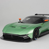 1:18 closed Aston Martin Vulcan resin car model personal collection