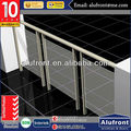 Easy Install Aluminium Alloy Rail with High Quality