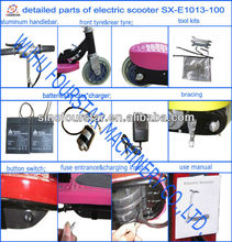 electric kick scooter with CE approval SX-E1013-100