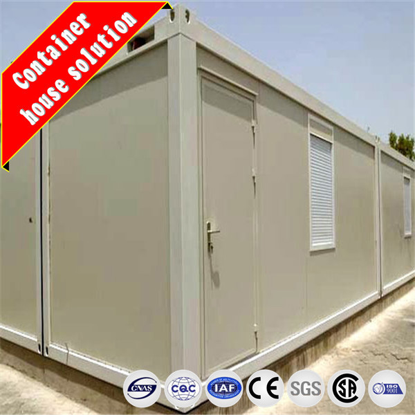 Economic bamboo prefabricated house container