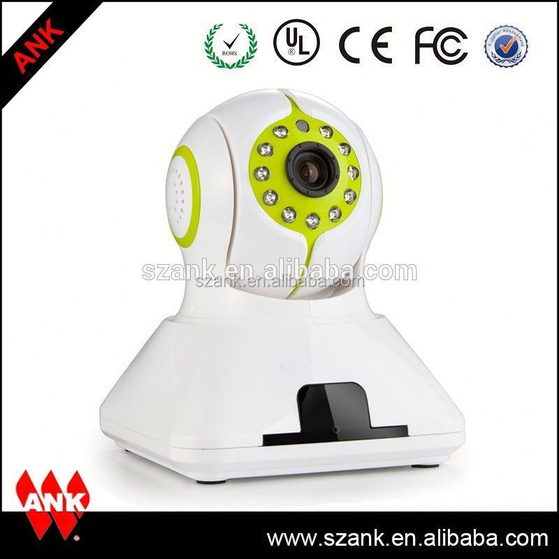 CCTV CAMERA baby monitor Table clock p2p 5m night vision AP function wireless pinhole H.264 30FPS 720P hidden ip camera(ALC-T11)