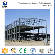 Steel Structure Two Storey Building For Sale