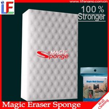 Cleaning sponge for kitchen and cleaning ceramic tile and ceramic