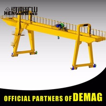 a frame rail mounted gantry crane 500 ton price