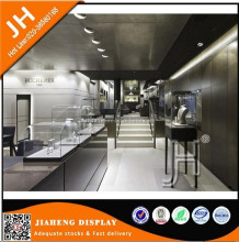 First class fashionable modern wood jewellery shop counter design