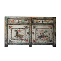wholesale furniture china chinese style cheap wood living room painted chest drawer cabinet