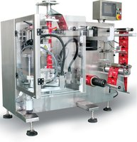 Automatic multifuctional vertical form fill seal packaging machine