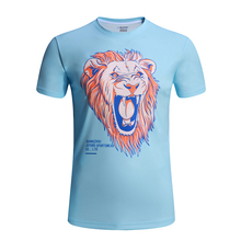 wholesale china dry fit mens splatter print custom sport man t shirt printing