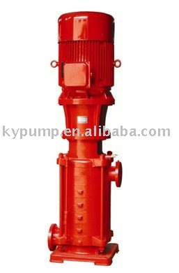 XBD-DL Fire Pump for Fire system pressurizing to supply water