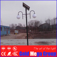Excellent quality 25w solar LED garden light, garden spike LED light