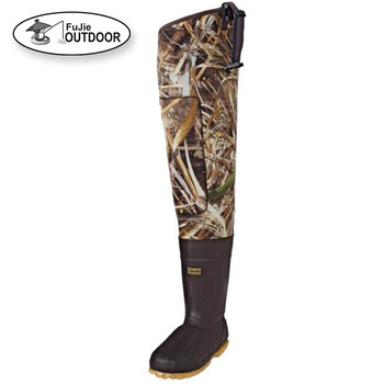 Neoprene Bootfoot hunting Hip Waders