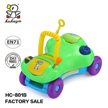 2016 Newest Present EN71 High Quality Baby Walker,Toys Baby Plasma Car
