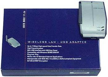 Wireless Lan - USB Adaptor
