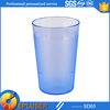 Soda Cold Drink Reusable Plastic Cup with LFGB,SGS Certificate 8oz