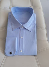 Latest shirts pattern for men long sleeve blue color shirts for man