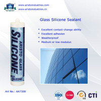 One-Part Acetic Silicone Sealant Glass Silicone Sealant
