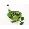 Multifunctional food grade silicone salad bowl, silicone steaming fish bowl