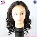 Wholesale ombre lace wig 100% virgin Brazilian hair u part wig