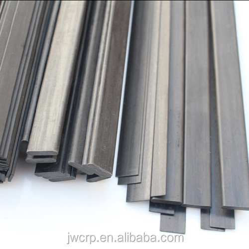 Pultruded carbon fiber plate ,carbon fiber strips for building reinforcement