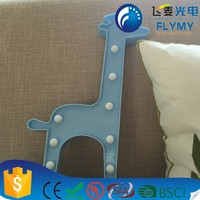 China Price Light Up Letters Battery
