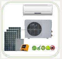 12,000 BTU Wall Mounted Mini Split Solar Air Conditioner & Heat Pump - Up to 19 Seer