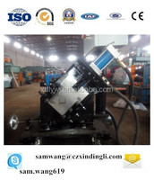 cold form steel lintel machines , C channel rolling machine
