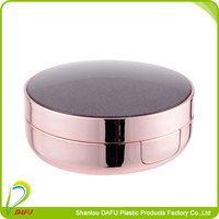Factory wholesale BB air cushion case with mirror cosmetic beauty box