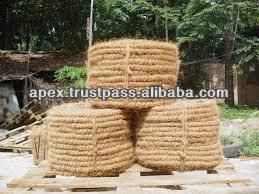 coir twisted rope exporters