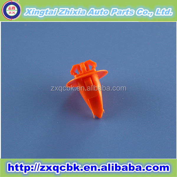 Auto Firewall Insulation Retainers Clips / Mitsubishi Clips / Auto Plastic Clips And Retainers