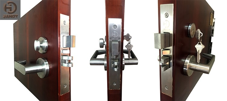 2016 Hot Sale Style Mortise Door Lock