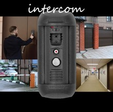 Villa IP Video Door Bell, Waterproof Intercom Camera Video Home Phone