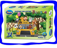 Children paper educational toy develop kids clever