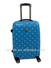 ABS+PC portable travel trolley box case luggage