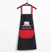 Newest PVC Waterproof Apron En Francais for Adult