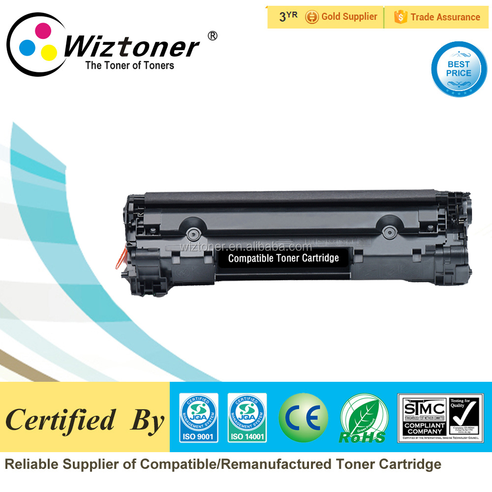 High Quality Wiztoner Compatible Toner Cartridge For CB435A 35A for 1002 1003 1004 1005