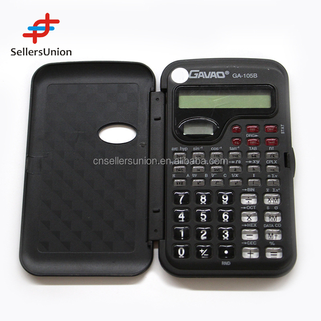 China Wholesale Competitive Price Portable Science Calculator With Cover 10007194